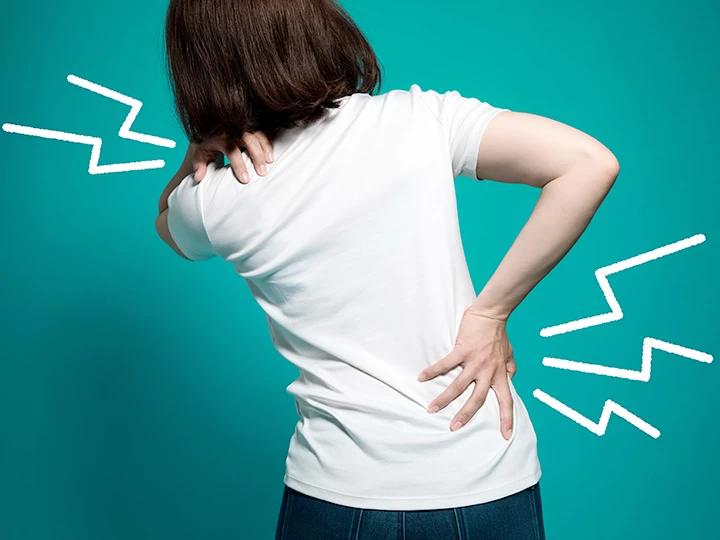 骨盤のゆがみがもたらす身体への影響